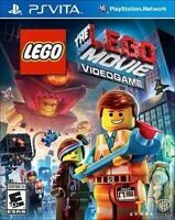 Игра LEGO Movie Videogame (PS Vita, русская версия)