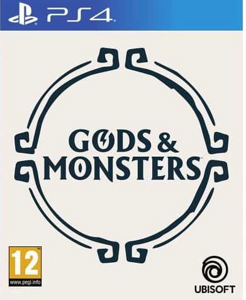 Игра Gods & Monsters (PS4, русская версия)