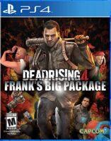 Игра Dead Rising 4: Frank's Big Package  (PS4, русская версия)