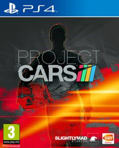 Игра Project CARS (PS4, русская версия)