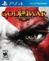 Игра God of War III Remastered (PS4, русская версия)