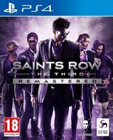Игра Saints Row: The Third Remastered (PS4, русская версия)