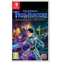 Игра TROLLHUNTERS: Defenders of Arcadia (Nintendo Switch, русская версия)