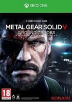 Игра Metal Gear Solid: Ground Zeroes (XBOX One, русская версия)