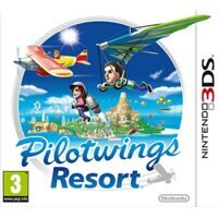 Игра Pilotwings Resort (3DS)