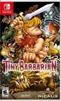 Игра Tiny Barbarian DX (Nintendo Switch)