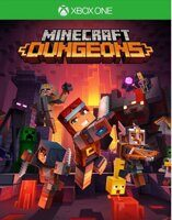 Игра Minecraft Dungeons (XBOX One)