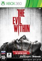 Игра The Evil Within (XBOX 360, русская версия)