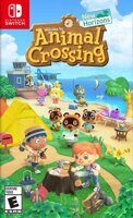 Игра Animal Crossing New Horizons (Nintendo Switch, русская версия)