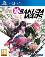 Игра Sakura Wars (PS4)