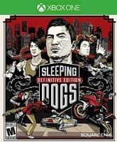 Игра Sleeping Dogs: Definitive Edition (XBOX One, русская версия)