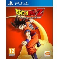 Игра Dragon Ball Z Kakarot (PS4, русская версия)