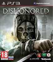 Игра Dishonored (PS3, русская версия)
