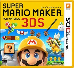 Игра Super Mario Maker 3DS (3DS)