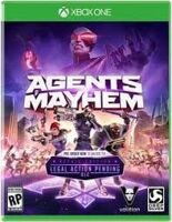 Игра Agents of Mayhem (XBOX One, русская версия)
