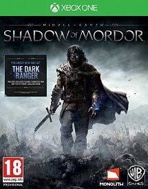 Игра Средиземье: Тени Мордора (Middle-earth: Shadow of Mordor) (XBOX One, русская версия)