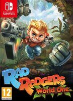 Игра Rad Rodgers: World One (Nintendo Switch, русская версия)