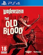 Игра Wolfenstein: The Old Blood (PS4, русская версия)