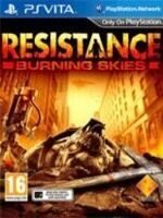 Игра Resistance: Burning Skies (PS Vita, русская версия)