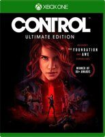 Игра Control Ultimate Edition (XBOX One, русская версия)