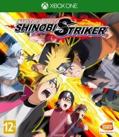 Игра Naruto to Boruto: Shinobi Striker (XBOX One, русская версия)