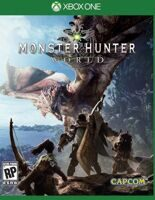 Игра Monster Hunter: World (XBOX One)