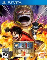 Игра One Piece: Pirate Warriors 3 (PS Vita)