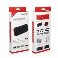 Набор аксессуаров Protector Kit Dobe TNS-874 (Nintendo Switch)
