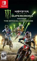 Игра Monster Energy Supercross (Nintendo Switch)