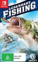 Игра Legendary Fishing (Nintendo Switch)
