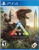 Игра ARK: Survival Evolved (PS4)