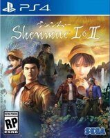 Игра Shenmue 1 & 2 HD Remaster (PS4)
