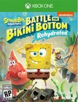 Игра Sponge Bob SquarePants Battle For Bikini Bottom Rehydrated (XBOX One, русская версия)