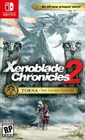 Игра Xenoblade Chronicles 2: Torna- The Golden Country (Nintendo Switch)