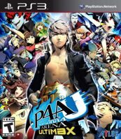 Игра Persona 4 Arena Ultimax (PS3)