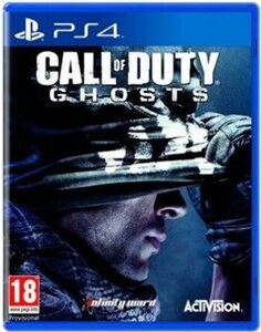 Игра Call of Duty: Ghosts (PS4, русская версия)