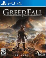 Игра GreedFall (PS4, русская версия)