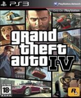 Игра Grand Theft Auto IV (PS3)