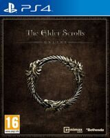 Игра The Elder Scrolls Online (PS4)