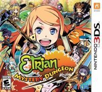 Игра Etrian Mystery Dungeon (3DS)
