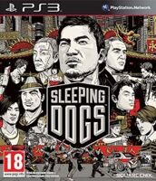 Игра Sleeping Dogs (PS3, русская версия)