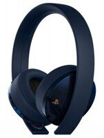 Стереогарнитура Sony Gold Wireless Stereo Headset 500 Million Limited Edition (PS4)