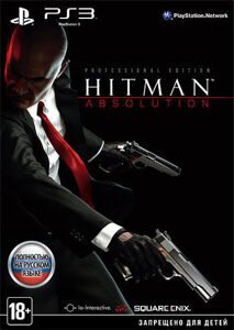 Игра Hitman: Absolution (PS3, русская версия)