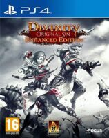 Игра Divinity: Original Sin. Enhanced Edition (PS4, русская версия)