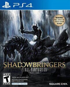 Игра Final Fantasy XIV: Shadowbringers (PS4)
