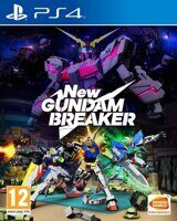Игра New Gundam Breaker (PS4)