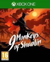Игра 9 Monkeys of Shaolin (XBOX One, русская версия)