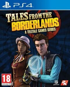 Игра Tales from the Borderlands (PS4)