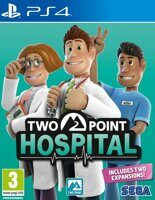 Игра Two Point Hospital (PS4)