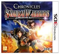 Игра Samurai Warriors: Chronicles (3DS)